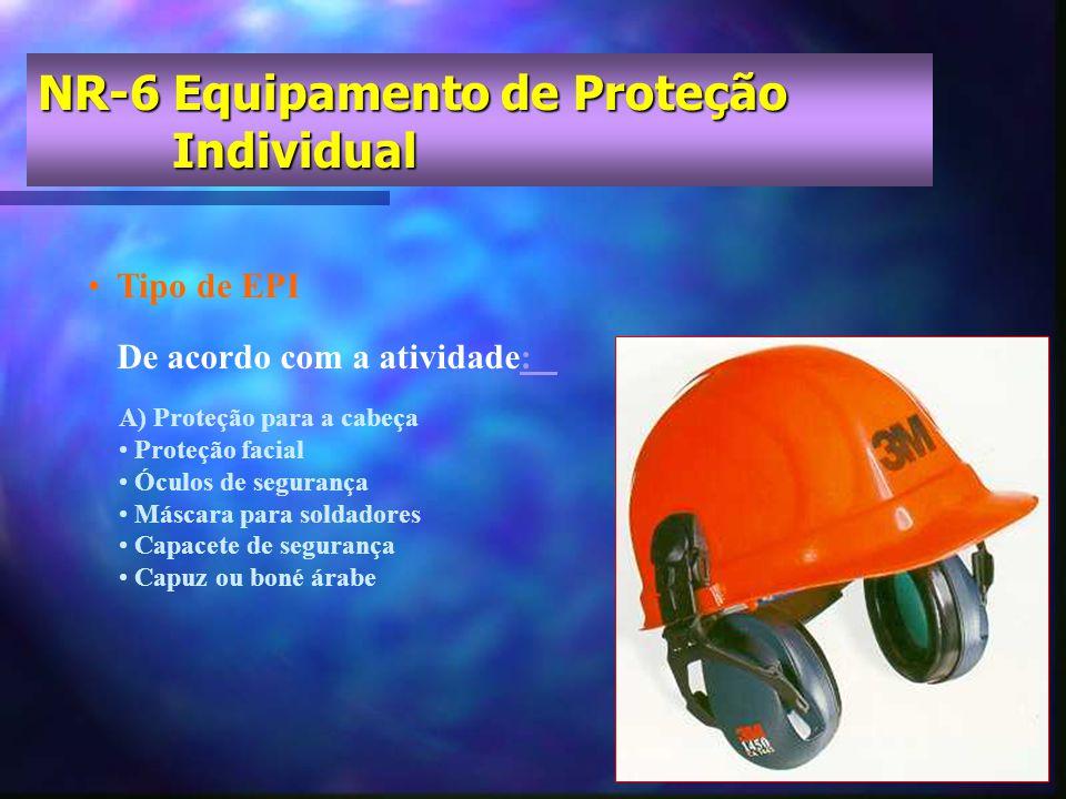 3363fd91fc08e NR-6 Equipamento de Proteção Individual - ppt carregar