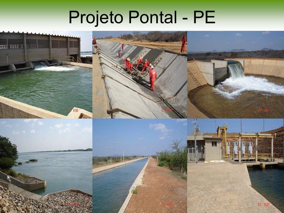 Resultado de imagem para Área Sul do Projeto Pontal, em Pernambuco