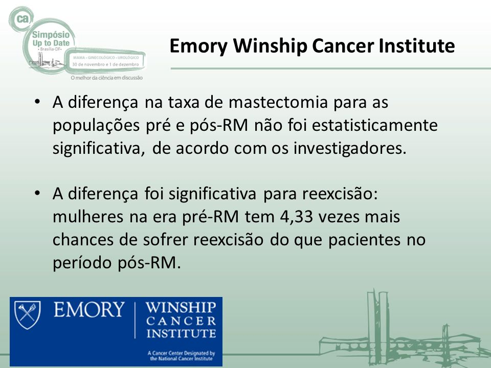 Emory Winship Cancer Institute