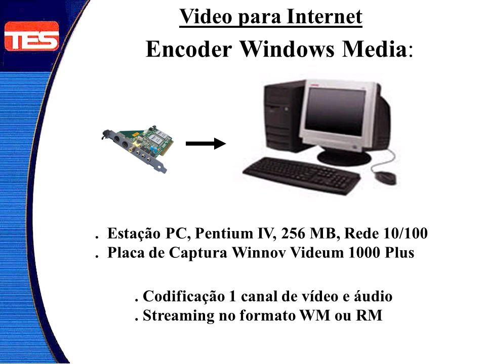 Encoder Windows Media: