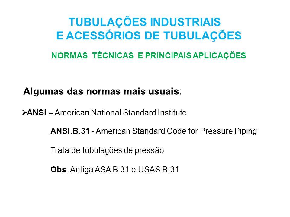 Instalações Industriais Normas e Materias - ppt carregar d24523cc7d