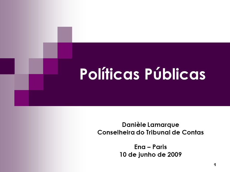 Conselheira do Tribunal de Contas
