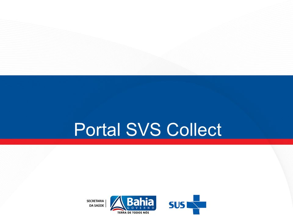 Portal SVS Collect