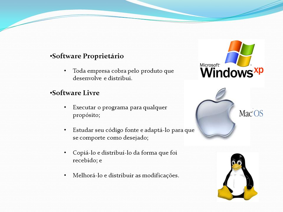 Software Proprietário