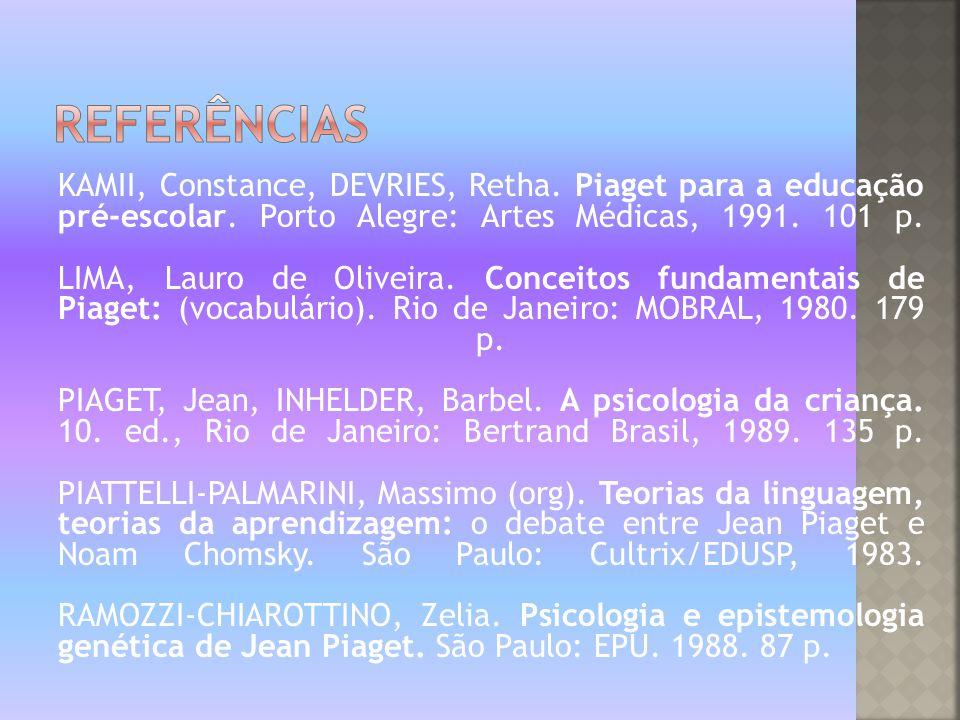 8ea3a0361e6 Experiências de Piaget - ppt video online carregar
