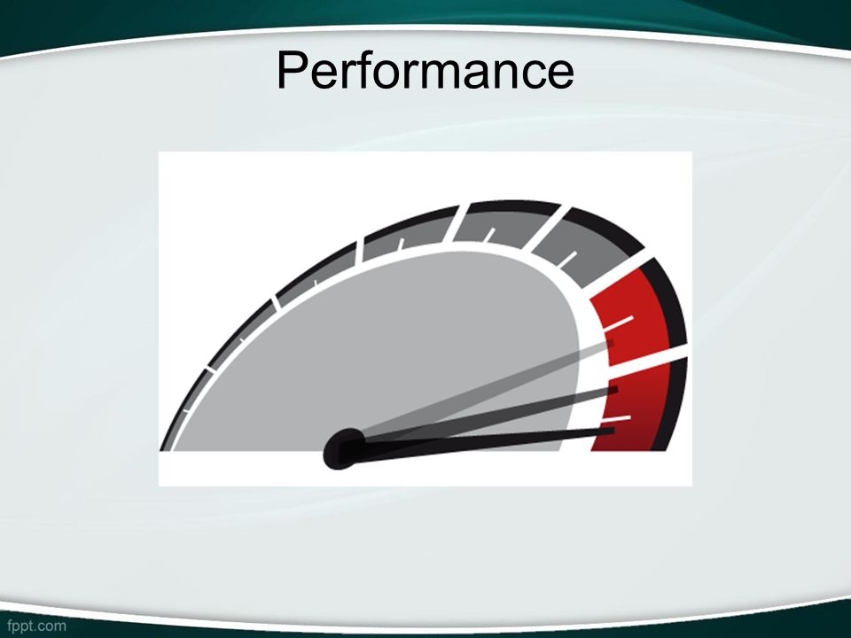 Performance Boa performance: -Open GL
