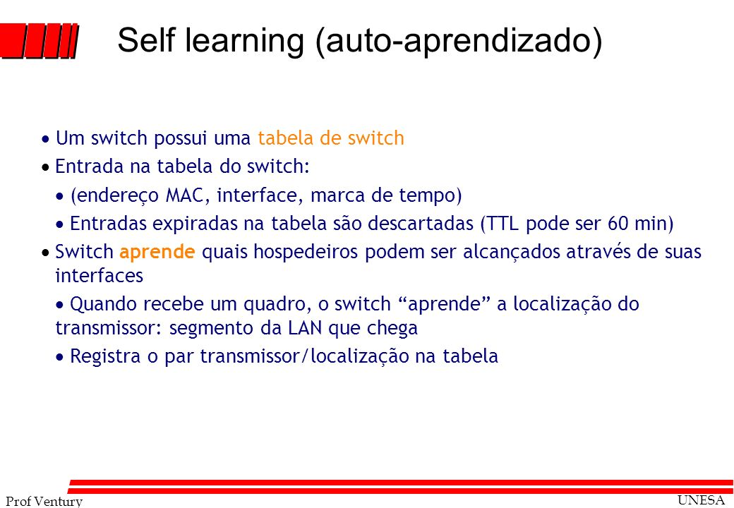 Self learning (auto-aprendizado)