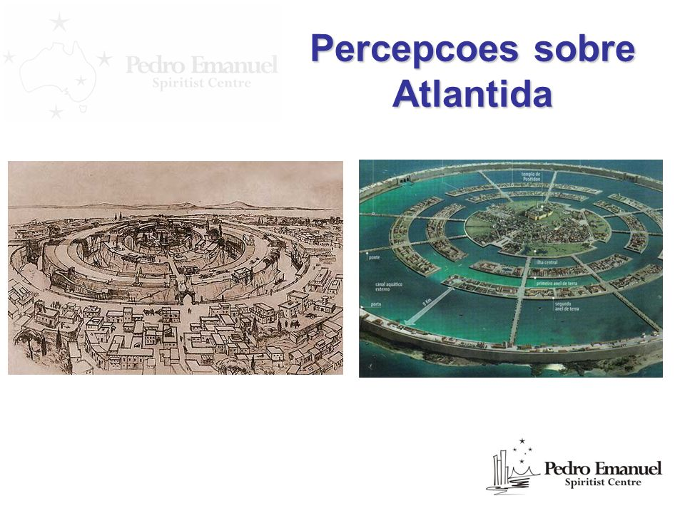 Percepcoes sobre Atlantida