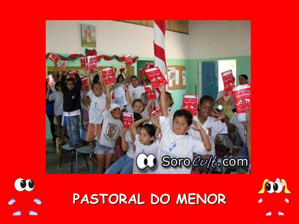 PASTORAL DO MENOR
