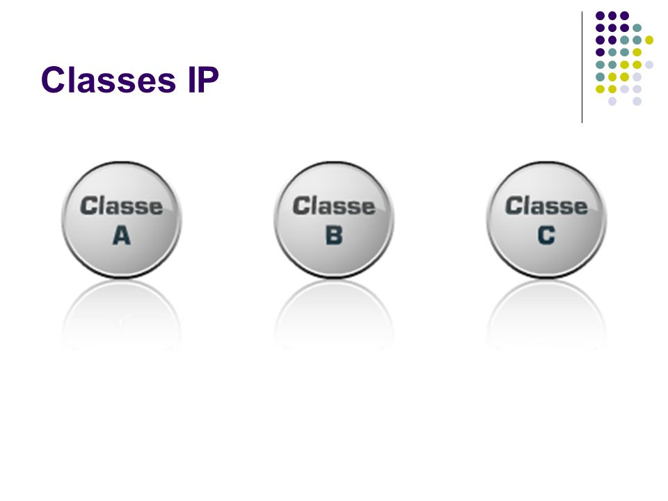 Classes IP