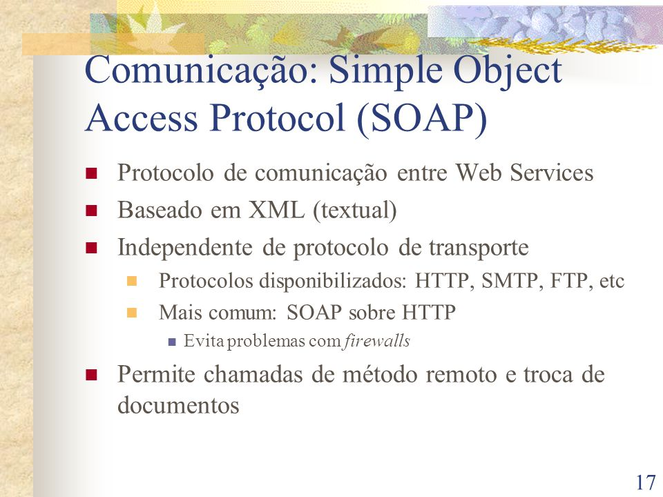 simple object access protocol pdf