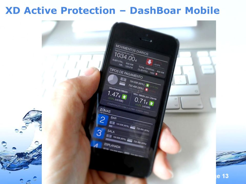 XD Active Protection – DashBoar Mobile