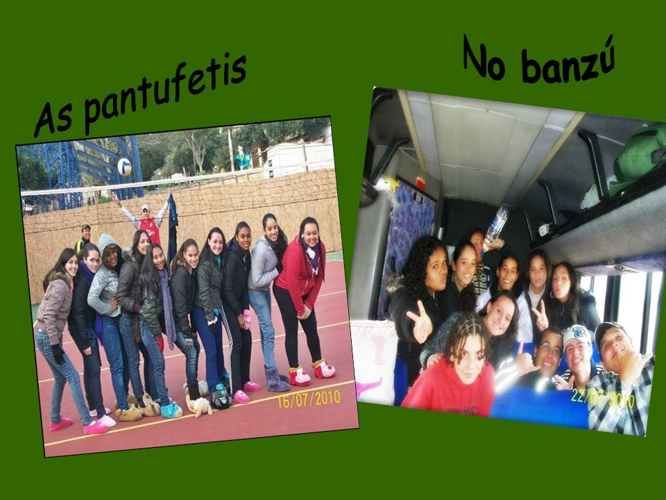 No banzú As pantufetis