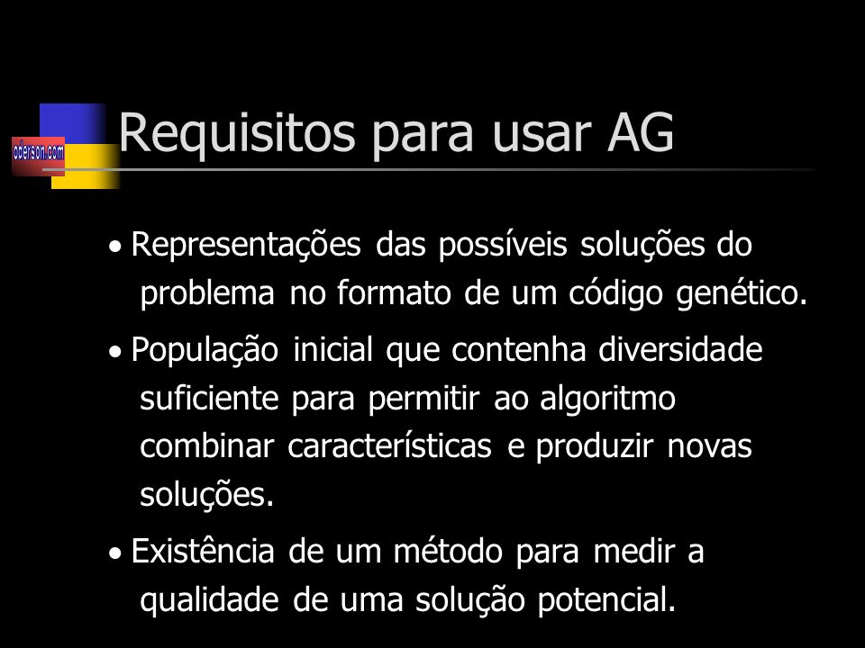 Requisitos para usar AG