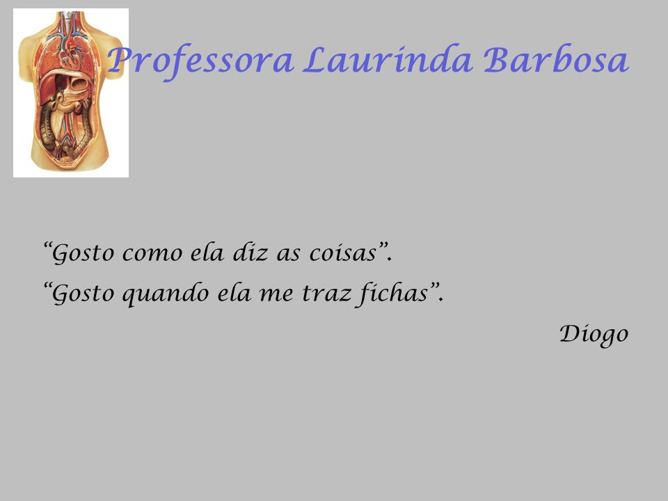Professora Laurinda Barbosa