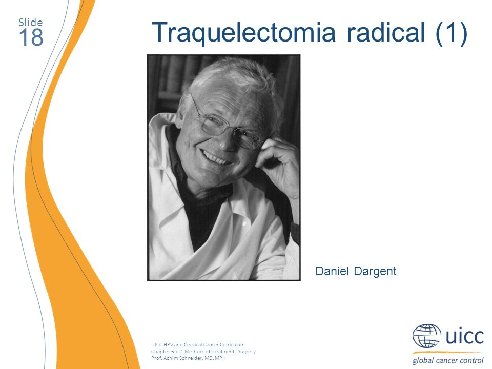 Traquelectomia radical (1)