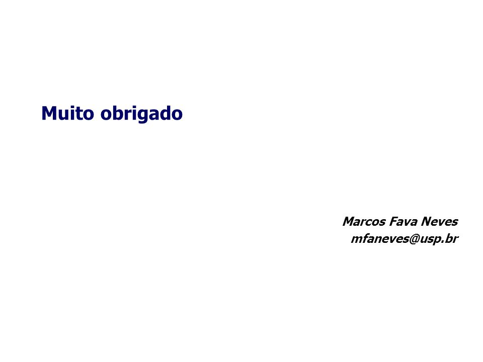 Marcos Fava Neves