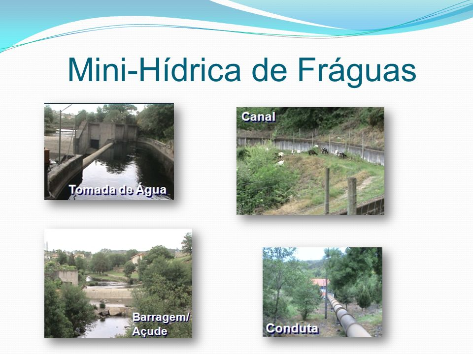 Mini-Hídrica de Fráguas