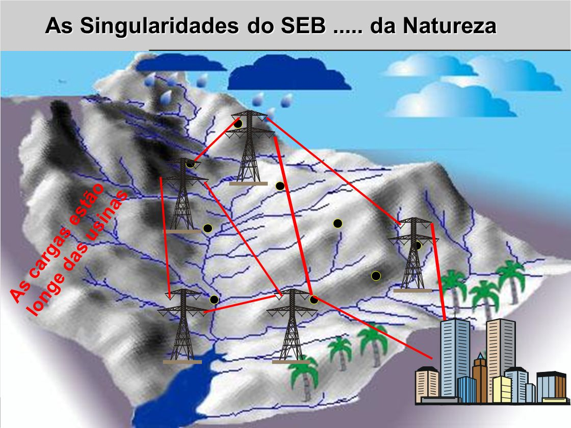 As Singularidades do SEB da Natureza