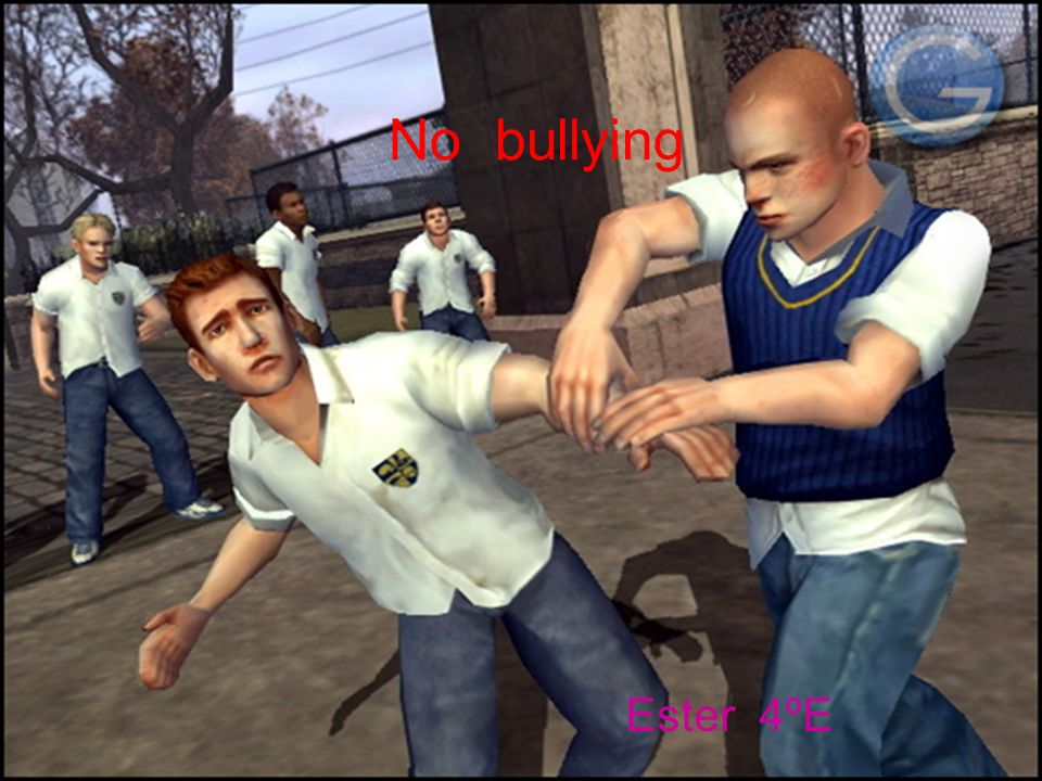 No bullying Ester 4ºE