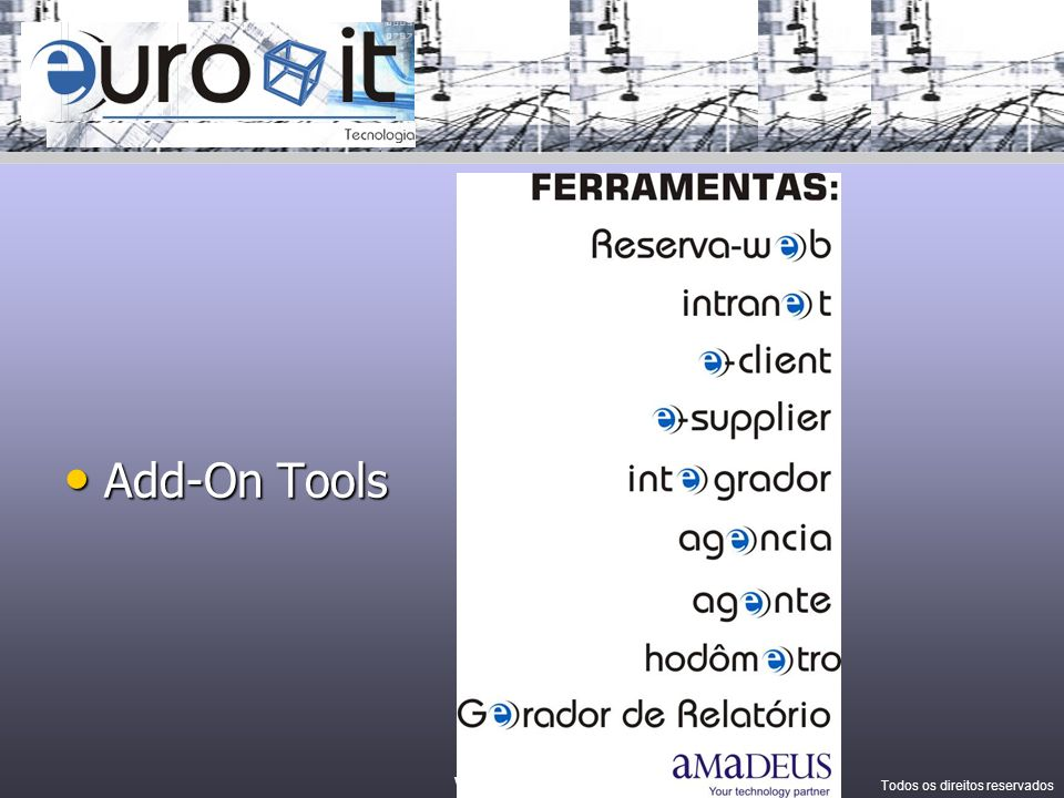 Add-On Tools