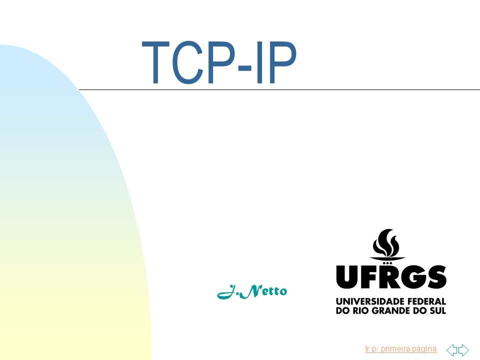 TCP-IP J.Netto