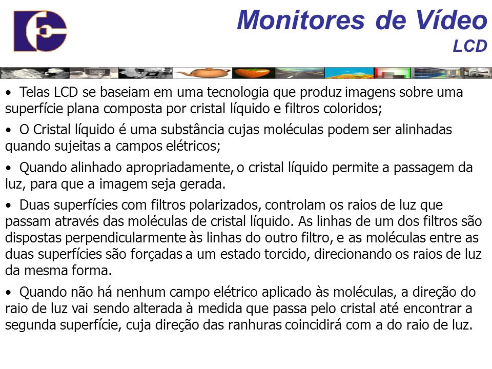 Monitores de Vídeo LCD