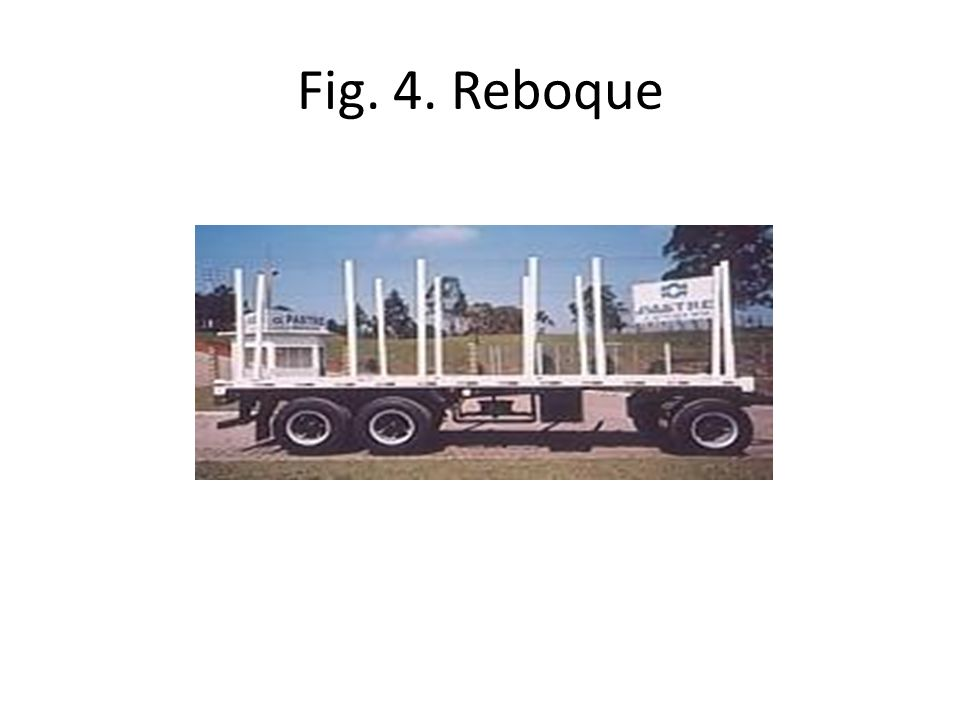 Fig. 4. Reboque