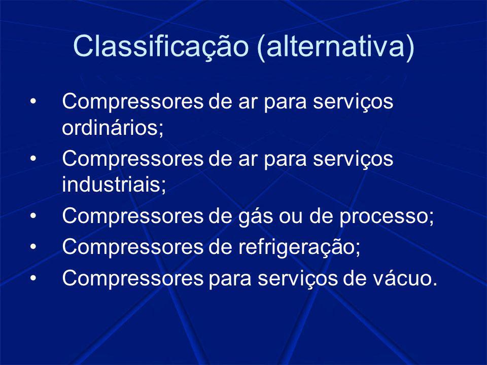 Classificação (alternativa)