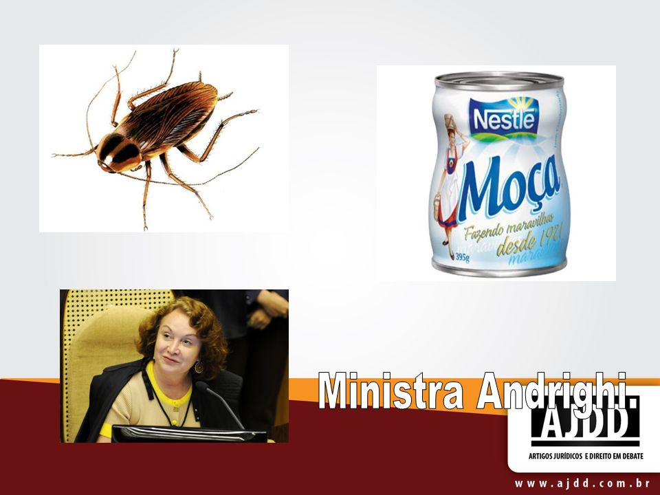 Ministra Andrighi.