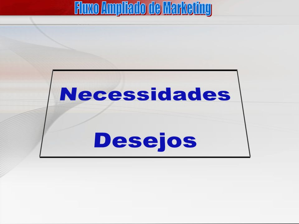 Fluxo Ampliado de Marketing