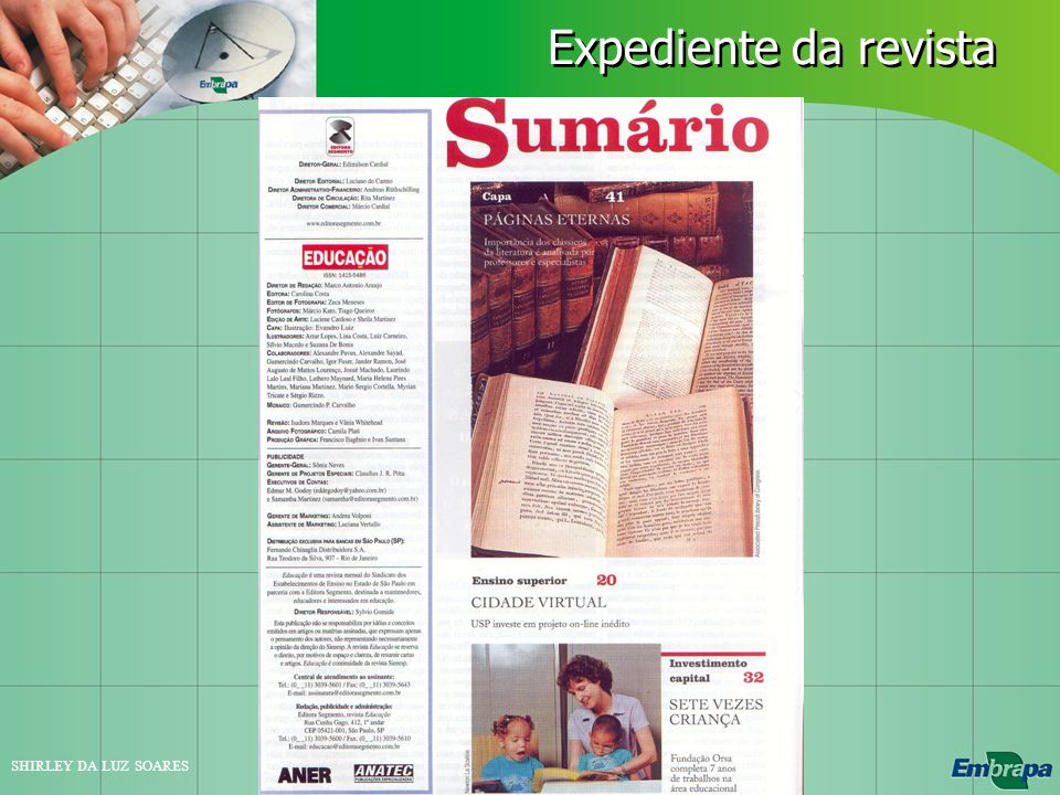 Expediente da revista