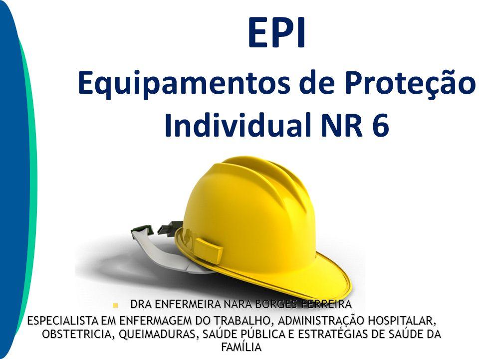 af75c6f6b0dca Equipamentos de Proteção Individual NR 6 - ppt carregar