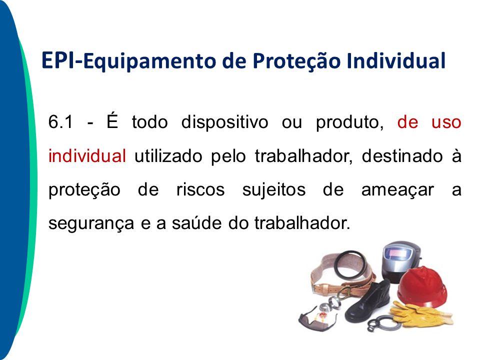 Equipamentos de Proteção Individual NR 6 - ppt carregar 952cc2ff54