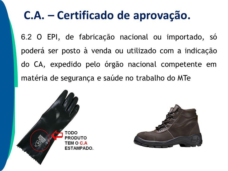 a14e7a535e3eb Equipamentos de Proteção Individual NR 6 - ppt carregar
