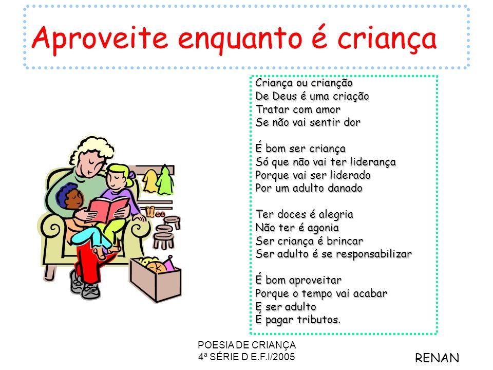 É Muito Bom Ser Criança: MANUAL DA CRIANÇA DE A A Z 4as Séries Do Ensino