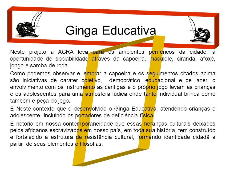 Ginga Educativa