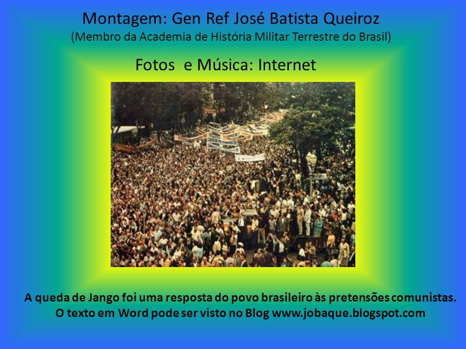 Fotos e Música: Internet