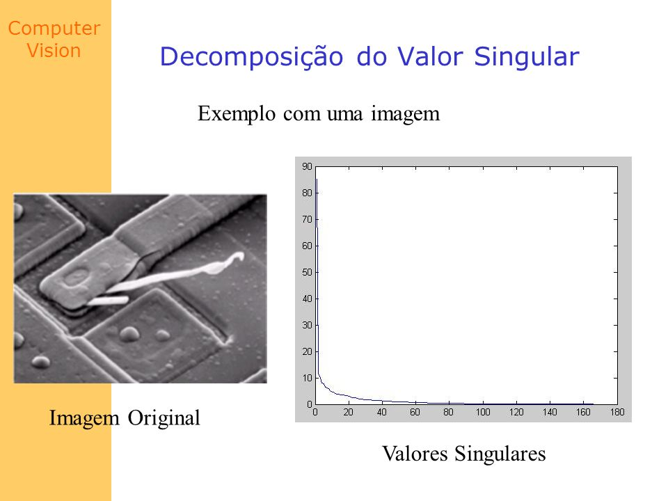 Decomposição do Valor Singular