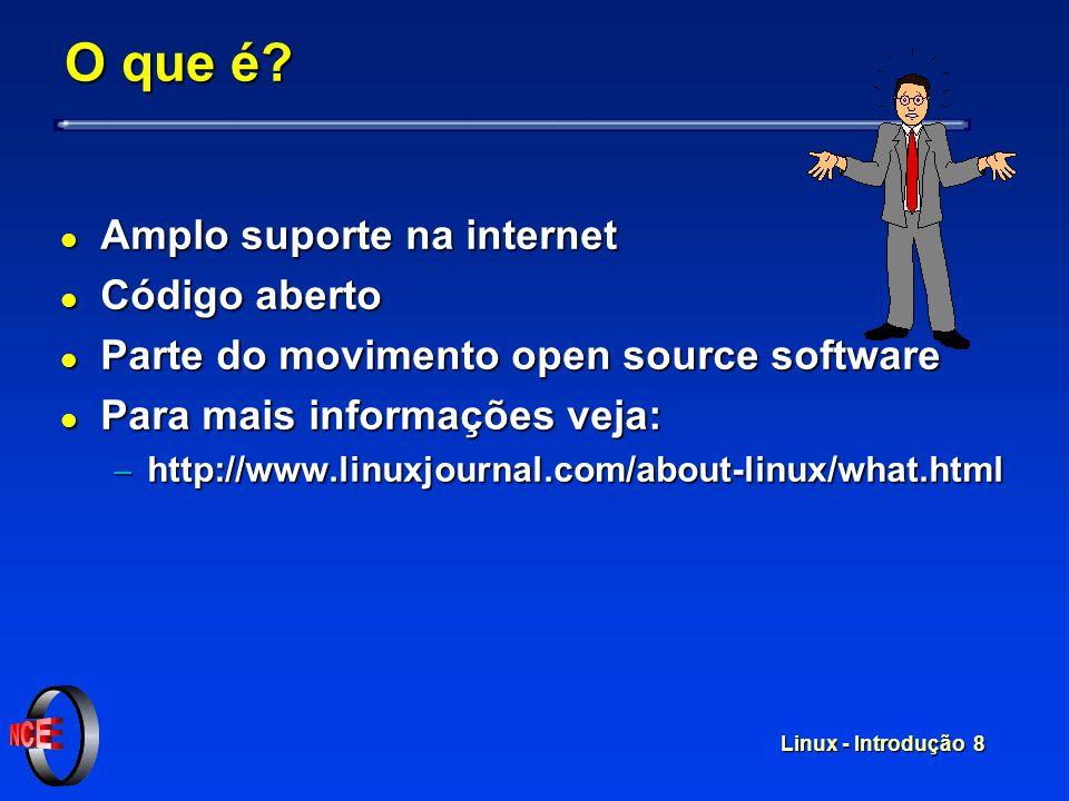 353d849c2c8b8 8 O que é  Amplo suporte na internet Código aberto