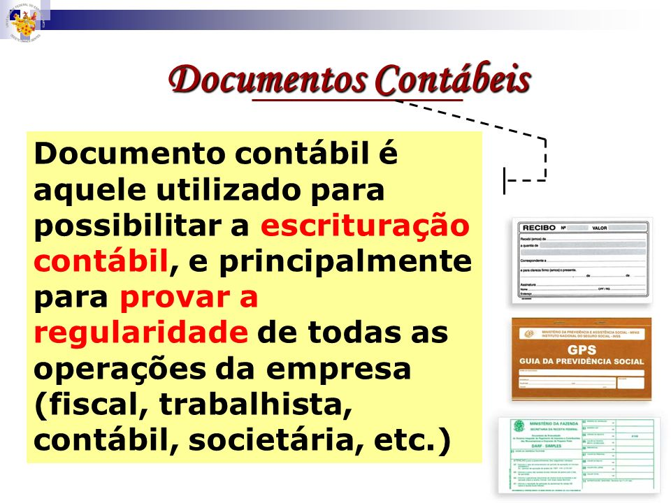 Documentos Contábeis
