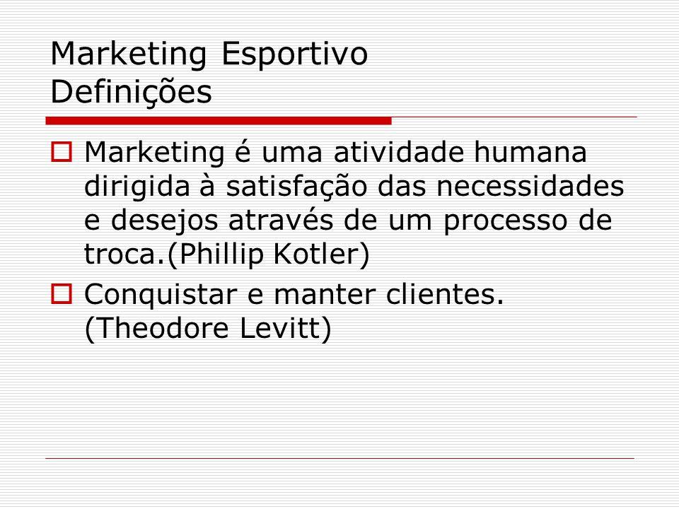 Marketing Esportivo Definições - ppt carregar fd035f694f4a2