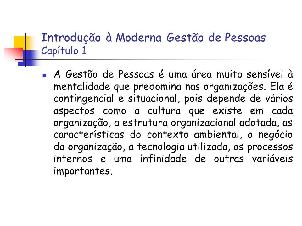 25d167b9fc Introdução à Moderna Gestão de Pessoas Capítulo 1 - ppt carregar