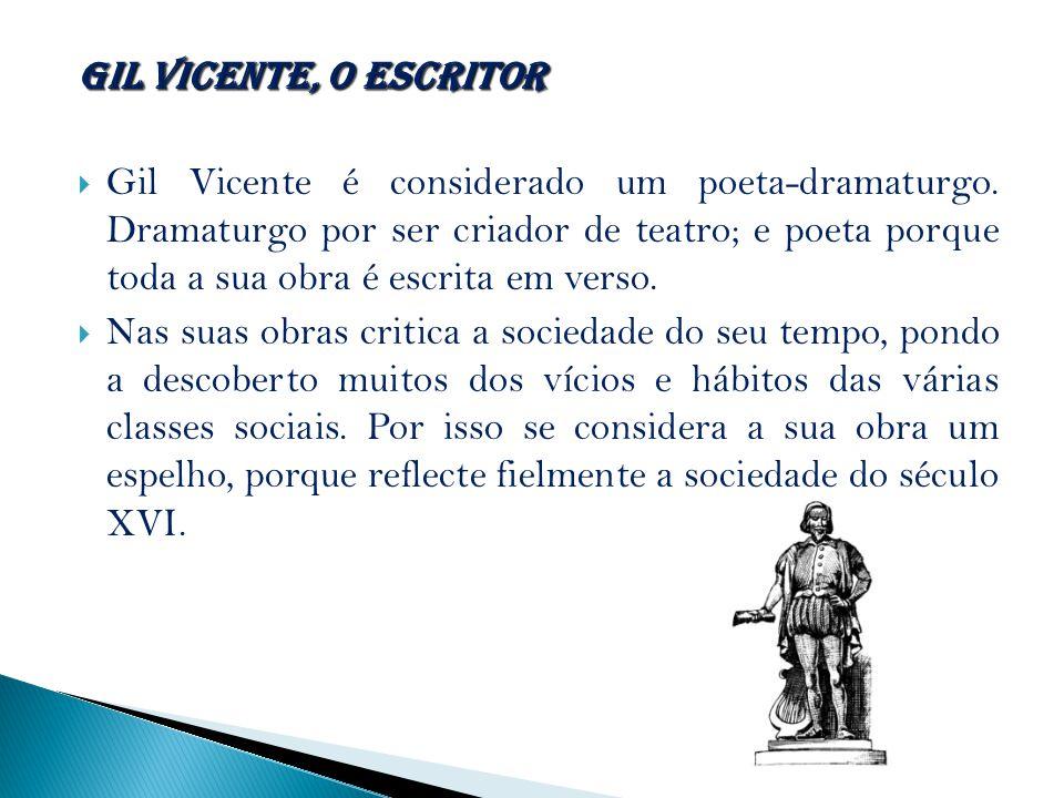 Gil Vicente Notas Sobre A Vida E Obra Ppt Carregar