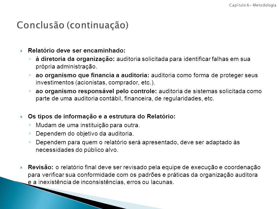 Auditoria De Sistemas Computacionais Professora Jaciara S