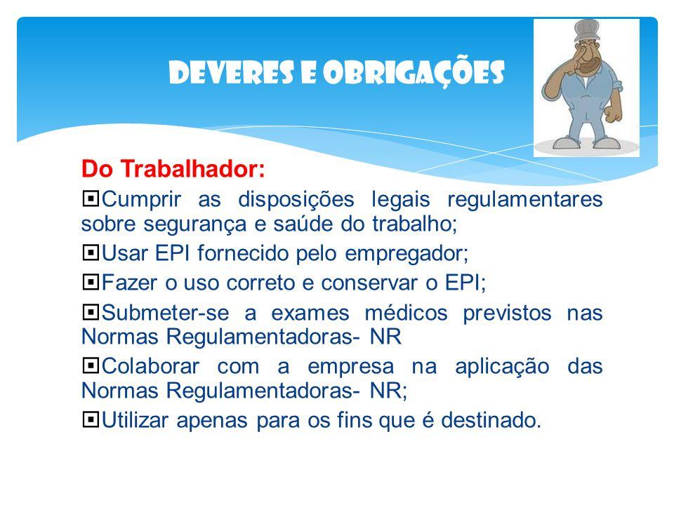 aba9d4c5f6c17 Treinamento de uso e conservação de epis - ppt carregar