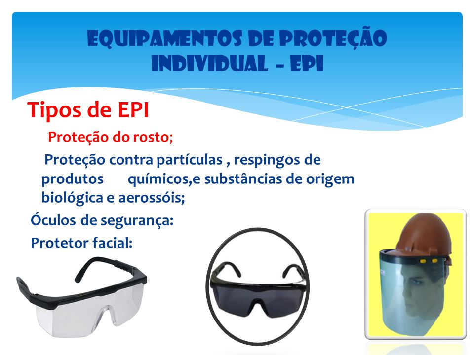 b9b54b9d3c91f Treinamento de uso e conservação de epis - ppt carregar