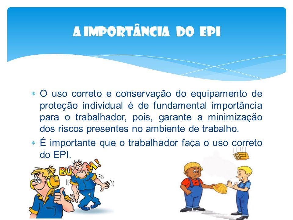 3265379f6633b Treinamento de uso e conservação de epis - ppt carregar