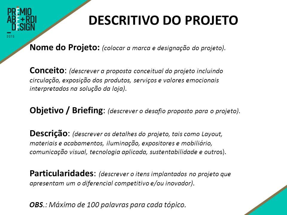 Projeto Arquitetônico Loja Ppt Video Online Carregar