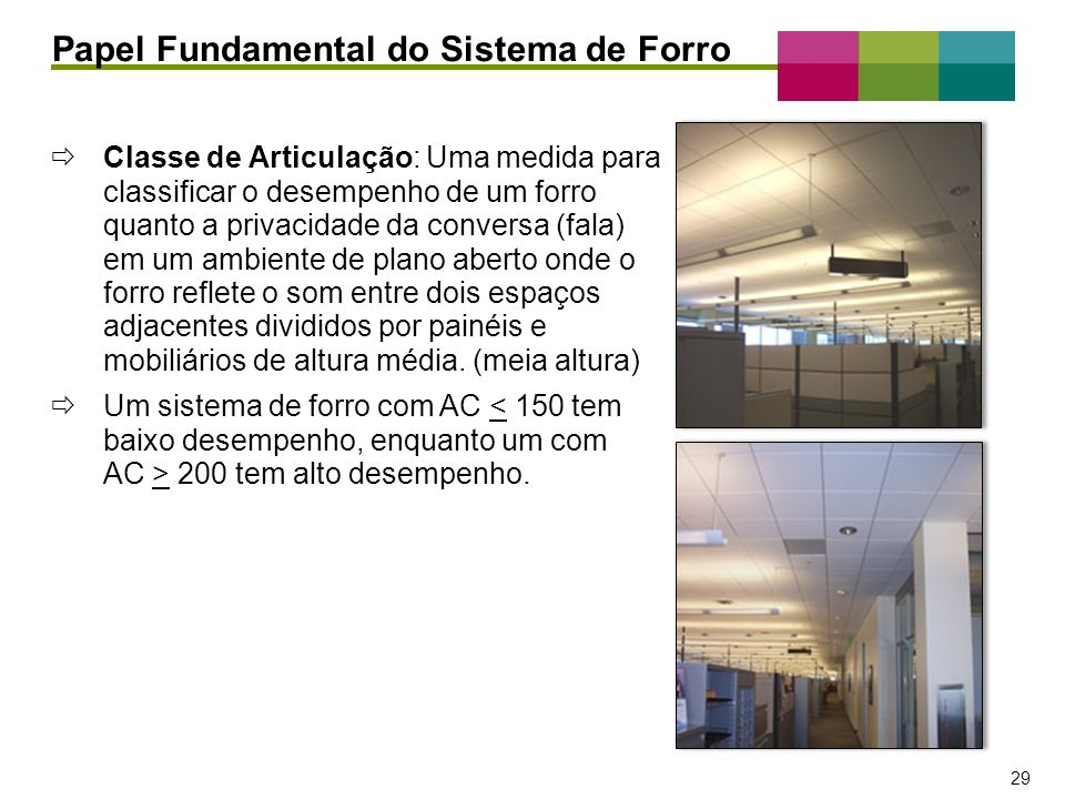 Papel Fundamental do Sistema de Forro